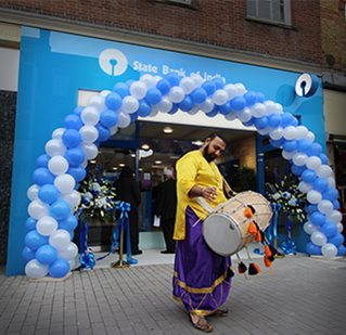 Beating the drum – Our new retail concept for the State Bank of India has gone live across London